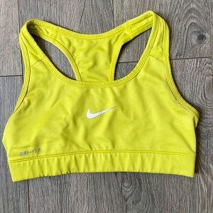 Nike Dri-Fir sports bra